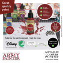 AP Metallic Colours Paint Set 4