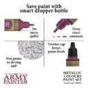 AP Metallic Colours Paint Set 5
