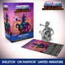 Archon Studio Skeletor On Panthor Miniature Set 01