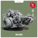 "Artel ""W"" Miniatures Iron Ridah Previews2"