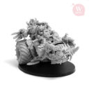 "Artel ""W"" Miniatures Iron Ridah Previews5"