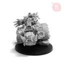 "Artel ""W"" Miniatures Iron Ridah Previews7"