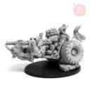 "Artel ""W"" Miniatures Iron Ridah Previews9"