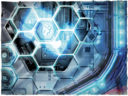 Deep Cut Studio Game Mat – Aristeia Arena #1 2