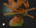 Durgin Paint Forge The Elves Of Inneath Kickstarter The Silent5