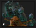 Durgin Paint Forge The Elves Of Inneath Kickstarter The Silent6