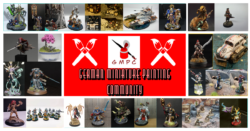 German Miniature Painting Community 2