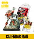 Knight Models Batman Miniature Game Calendar Man 1