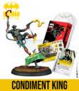 Knight Models Batman Miniature Game Condiment King 1