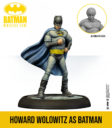 Knight Models Batman Miniature Game The Big Bang Theory Justice League Cosplay 7