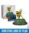 Knight Models DC Miniature Game Sinestro Lord Of Fear 1