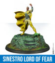 Knight Models DC Miniature Game Sinestro Lord Of Fear 2