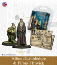 Knight Models Harry Potter Miniature Game Dumbledore & Flitwick 1