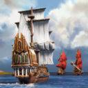 MG Mantic Games Armada Flotten 5