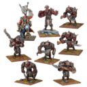 Mantic Games Ogre Warband Set