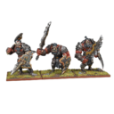 Mantic Games Ogre Warriors Regiment (2020)