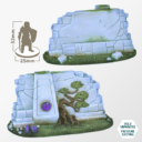 THMiniatures Elven Wall Preview