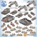 TTC Resistance Starter Army 1