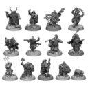 Unreleased Miniatures Zwergen Abenteurer1