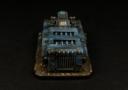 Vanguard Miniatures Medusa Siege Assault Carrier 04