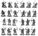Victrix Persian Unarmoured Archers 10
