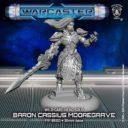 Baron Cassius Mooregrave – Wild Card Hero Solo