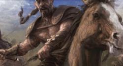 CMoN ASoIaF Dothraki Veterans 1