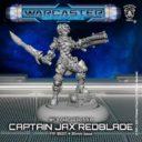 Captain Jax Redblade – Wild Card Hero Solo