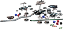 Fantasy Flight Games Final Preview Of The Galactic Republic Fleet Starter 2