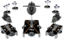 Fantasy Flight Games Star Wars Armada Separatist Alliance Fleet Starter 2