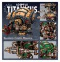 Forge World Adeptus Titanicus Mechanicum Questoris Knights Magaera 2