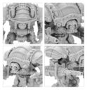 Forge World Adeptus Titanicus Mechanicum Questoris Knights Magaera 4