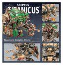 Forge World Adeptus Titanicus Mechanicum Questoris Knights Styrix 2