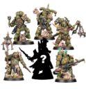 Games Workshop Space Marines Heroes Series 3 2