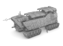 Imperial Terrain Sand Crawler Tank17