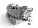 Imperial Terrain Sand Crawler Tank7