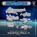 Strike Raptor A Weapon Pack