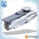 TTC TTCombat Dropfleet Armstrong 5
