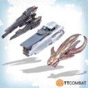 TTC TTCombat Dropfleet Armstrong 6