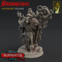 Titan Forge Barbarians November Patreon25