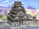 3DAlienWorlds Samurai Castle 1