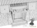 3DAlienWorlds Samurai Castle 12