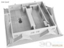 3DAlienWorlds Samurai Castle 15