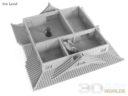 3DAlienWorlds Samurai Castle 16