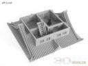 3DAlienWorlds Samurai Castle 17