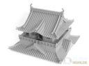 3DAlienWorlds Samurai Castle 19