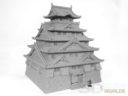 3DAlienWorlds Samurai Castle 3