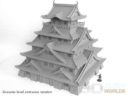 3DAlienWorlds Samurai Castle 5