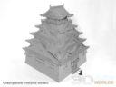 3DAlienWorlds Samurai Castle 6