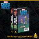 Atomic Mass Games Marvel Crisis Protocol Angela & Enchantress 1